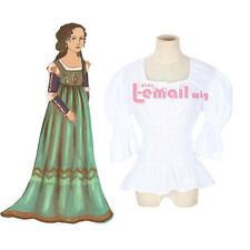RENAISSANCE MEDIEVAL HALLOWEEN COSTUME PIRATE PEASANT WENCH CHEMISE SHIRT