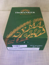H Upmann The Banker Wooden Cigar Box