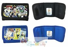 Disney Toy Story Buzz Woody Wallet Kids Coin Purse Tri-Fold Bag Licensed