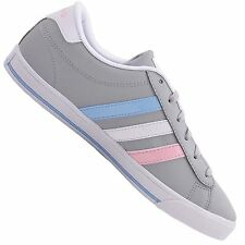 ADIDAS NEO LABEL WOMEN'S DERBY SE DAILY QT SNEAKER TRAINERS LIFESTYLE SHOES