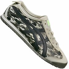 ASICS ONITSUKA TIGER MEXICO 66 SCHNEETARN CAMOUFLAGE TRAINERS SHOES GREY