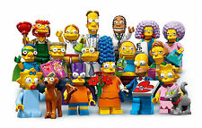 MINIFIGURES MINIFIGURINES LEGO 71009 2015 SIMPSONS SERIE 2 AU CHOIX FOR CHOOSE