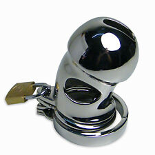 The Dungeon Male Chastity Device - Fetish Kink Bondage Sissy Gimp Restraint