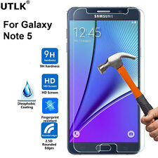 9H HD Clear Tempered Glass Screen Protector for Samsung Galaxy Note 5