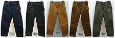 Dickies DU336 Relaxed Fit Sanded Duck Carpenter Jean Cotton Work Boot Cut