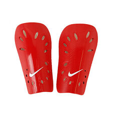 Nike J Shin Guard Soccer Guards Shinguard Football Size S M L Red SP0040-616