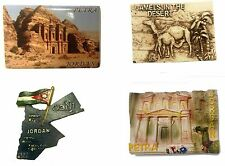 Resin Fridge Magnet Souvenir From Jordan - Arab World Middle East Collectibles