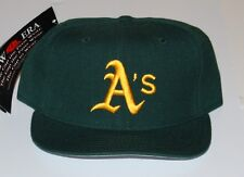 Oakland Athletics A's Vintage New Era 59Fifty 5950 MLB Fitted Cap Multiple Sizes