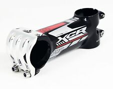 PRO XCR OS Road MTB Lightweight Stem Puzzle Clamp 5D 1-1/8 inch 31.8mm Black