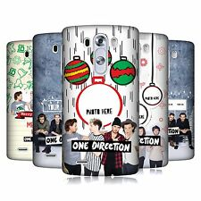 CUSTOM PERSONALISED ONE DIRECTION 1D CHRISTMAS HARD CASE FOR LG PHONES 1