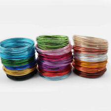 5 Meters/Roll 2mm Aluminium Carft Floristry Wire For Jewellery Making Findings