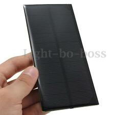 Portable 5V 1.5W 150x69mm 300MA DIY Module Solar Panel for Cell Charger Toy New