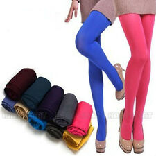 Women Tight Pantyhose Full Foot Long Stocking Stretch Basic Vintage Socks