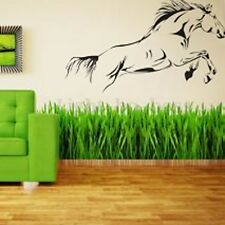 Running Horse Wall Stickers Bedroom Home Art Vinyl Decal Removable Decor New