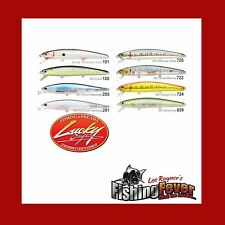 Lucky Craft 110 SP Flash Minnow Shallow Diving Fishing Lure At FISHING FEVER