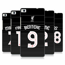 OFFICIAL LIVERPOOL FOOTBALL CLUB SHIRT NEW 2015/16 BACK CASE FOR HUAWEI PHONES 1
