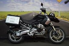 BMW R1200 GS TU **Panniers, Hand Guards, Heated Grips**