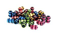 MOWA Alloy Road Mountain CX Bicycle Cable Spacer Donuts for Derailleur Frame use