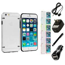 For Apple iPhone 6 (4.7) Hybrid Hard TPU Shockproof Case Cover 4X Accessories