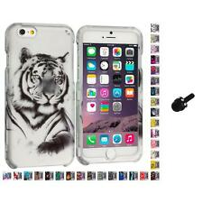 For Apple iPhone 6 PLUS 5.5 Design Hard Snap-On Case Cover Mini Stylus