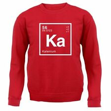 KATE Periodic Element - Unisex Sweater / Jumper - Geek - 8 Colours
