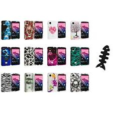 For LG Google Nexus 5 Design Hard Snap-On Case Cover Accessory+Cable Wrap