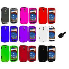 Color Hard Snap-On Case Cover+Mini Stylus for Samsung Epic 4G Phone Accessory