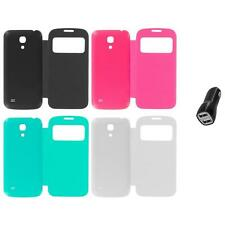 For Samsung Galaxy S4 Back Rear Slim Battery Door Cover Case 2.1A Charger