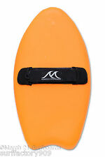 M-21 Retro Glyder Handboard Orange Soft board Body Surf Bodyboard Hand Surfboard
