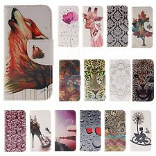 BOYA Wallet Leather Flip Stand Case Cover For ipod touch iphone 6s plus 5s 4s