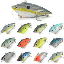 2 3/4 inch 1/3 oz Lipless Trap Sinking Fishing Lures For Bass Fishing L567