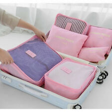 Waterproof Travel Bag Clothes Pouch Portable Storage Case Luggage Suitcase Box