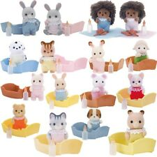 Sylvanian Families Babies and Twins Sets Animal Families Dollhouse Girls