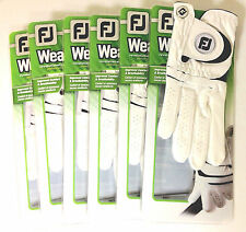 6 New Ladies 2015 Footjoy WeatherSof Golf Gloves RH, Multiple Sizes, For Lefties