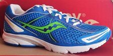 SAUCONY PROGRID MIRAGE-Womens Running New Shoes-Blue/Green-10092-10