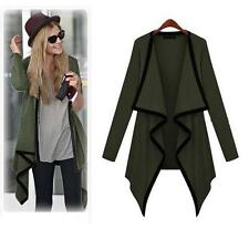 Womens Lady Casual Knit Sleeve creative Thin gift Sweater Coat Cardigan Jacket