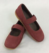 KEEN Women's Sierra MJ Shoes Madder Brown Size 11