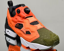 Reebok Instapump Fury ASYM mens casual lifestyle sneakers NEW canopy green