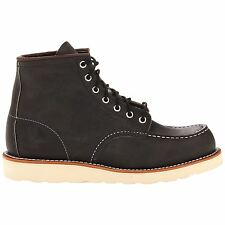 Red Wing Moc Toe 8890 Charcoal Mens Boots
