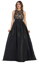 TheDressOutlet Long Prom Ballgown Formal Evening Dress