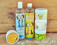 Dreadlocks Ultra Maintenance Kit with your choice of Wax, Balm or Tightening Gel