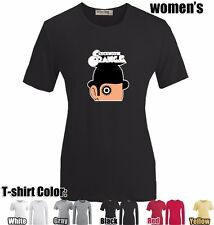 Simple Style The Who MODS Pattern Girls Shirt Ladys  Design T-shirt