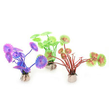 Water Plants for Fish Tank Aquarium Plastic Decoration Ornament