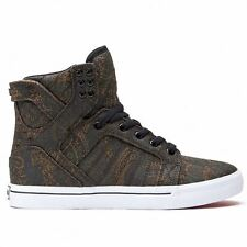 Supra Skytop Camouflage Mens Trainers