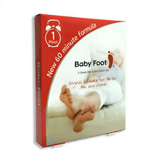 Baby Foot Easy Pack- Natural Acid Foot Peel/Mask/Exfoliator authentic - U choose