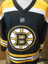 NHL Boston Bruins Hamilton Youth Ice Hockey Shirt Jersey