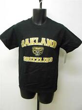 NEW University of Oakland Golden Grizzlies Adult Mens Sizes M-L-XL-2XL Shirt