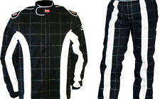 K1 - Triumph SFI-1 Racing Suit - 2-Piece Youth & Child Sizes - Box Stitched