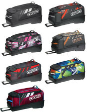 Ogio Adrenaline Rolling Luggage Motorsports Wheeled Travel Track Gear Bag
