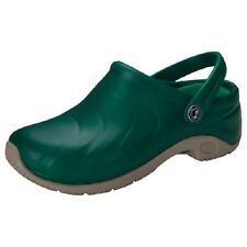 CLOGS  ZONE Anywear Injected Clog w/Backstrap ZONE Hunter Green